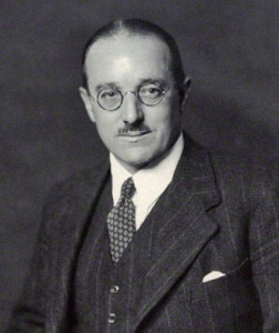 R.G. Collingwood (1889–1943) in 1934
