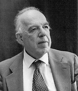 Sir Ernst Gombrich (1909–2001)